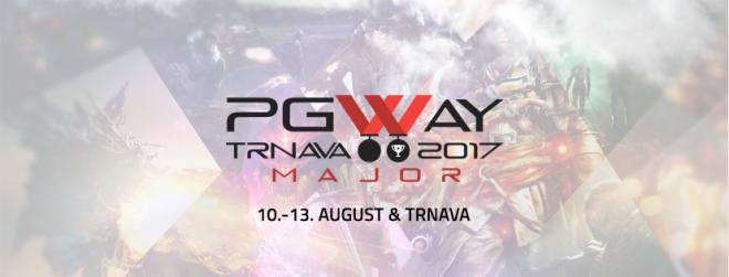 PG Way Trnava Major 2017