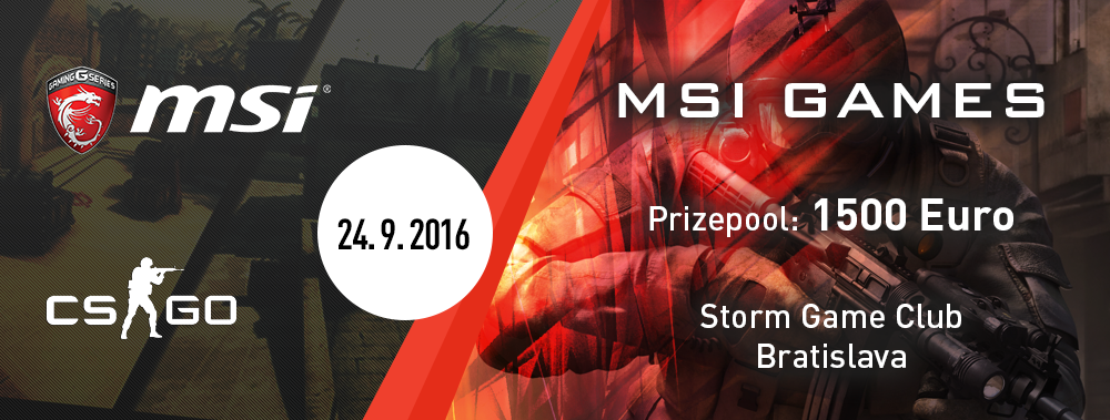 MSI GAMES 2016