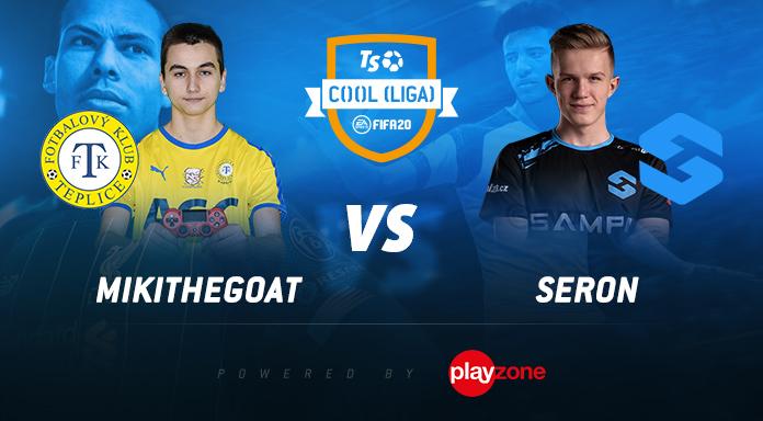 TS COOL liga: MikiTheGoat to dokázal a ve finále vítězí nad Seronem