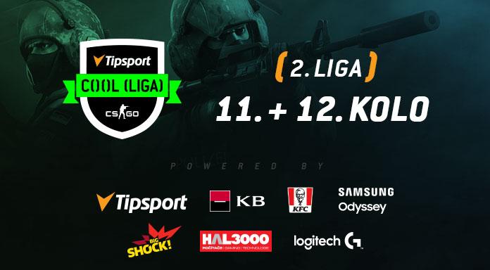 2. Tipsport COOL liga: Team Gravity se vrací na vyšší příčky, udrží se nahoře i Gifte...