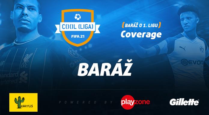 Baráž FIFA COOL ligy: Liga má dva nováčky. Můžeme se těšit na pražské derby!...