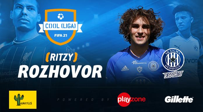 Ritzy: V první lize chci medaili!