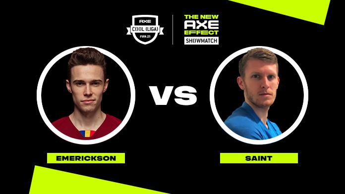 Krasojízda pokračuje, THE NEW AXE FIFA Showmatch ovládl tým Sainta_SB10!