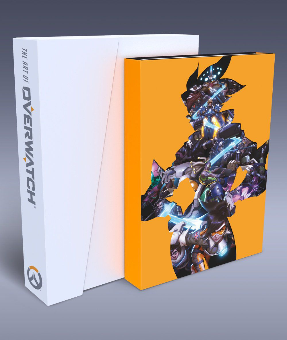 The Art of Overwatch: Limited Edition.