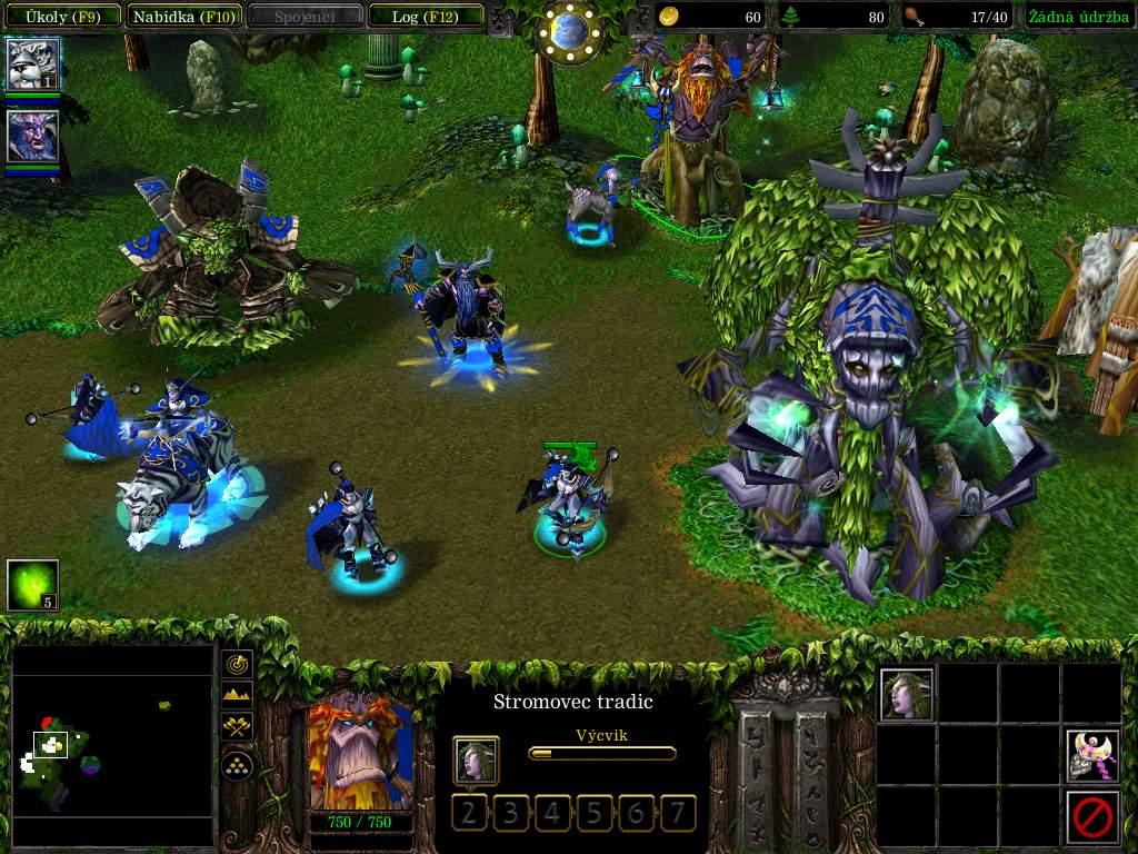Warcraft 3 | PLAYzone cz