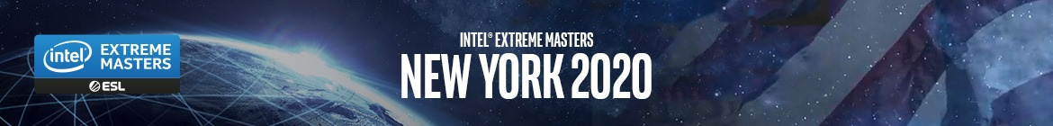 IEM New York 2020 North America - banner