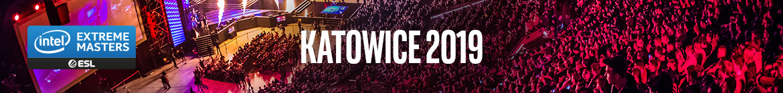 IEM Katowice 2019 - banner