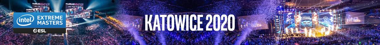 IEM Katowice 2020 - banner