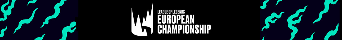 LEC 2020 Summer Playoffs - banner