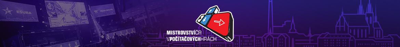 Mistrovství České republiky 2018 - banner