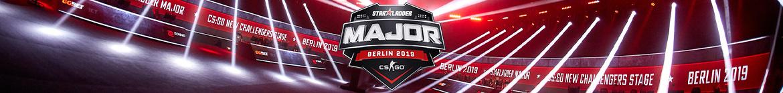 StarLadder Major Berlin 2019 - banner