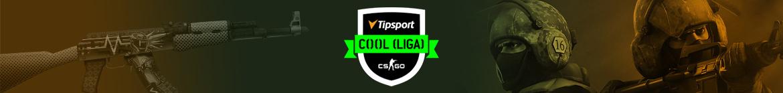 1. Tipsport COOL liga 2020 jarní split - základní část - banner