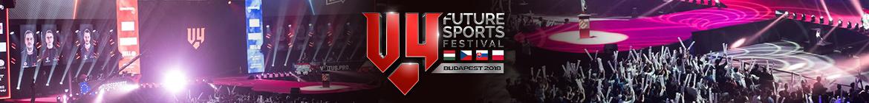 V4 Future Sports Festival 2018 - banner