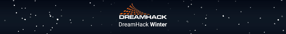 DreamHack Masters Winter 2020 North America - banner