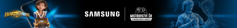 Samsung Mistrovství České republiky 2020 - banner