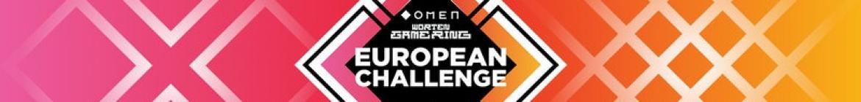 OMEN WGR European Challenge - banner