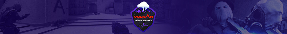 Vulkan Fight Series 2020 - banner