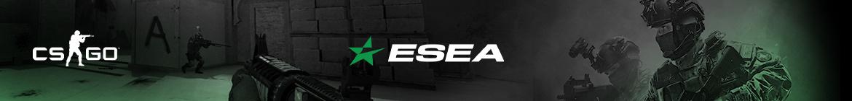 ESEA Season 36: Advanced základní část - banner
