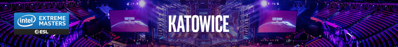IEM Katowice 2021 - banner
