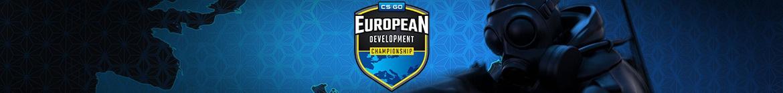 European Development Championship 3 – uzavřená kvalifikace - banner