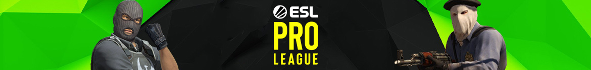 ESL Pro League Season 13 - banner