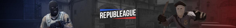 REPUBLEAGUE TIPOS S1- CZ/SK kvalifikace #1 - banner
