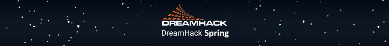 DreamHack Masters Spring 2021 - banner