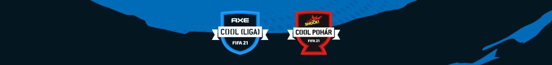 AXE FIFA COOL Liga – 3. sezóna - banner
