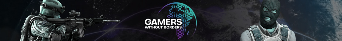 Gamers Without Borders 2021 - banner