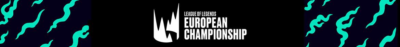 LEC 2021 Summer Playoffs - banner