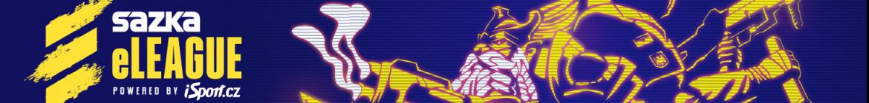 Sazka eLEAGUE 2021 letní split – základní část - banner