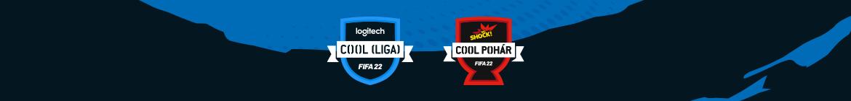 Logitech FIFA COOL Liga - 4 sezóna - banner