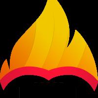 Srdce Nehasnou - logo
