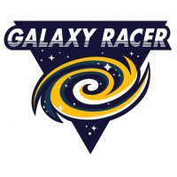 Galaxy Racer - logo