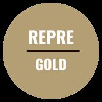 Repre Gold - logo