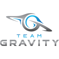 Team Gravity - logo