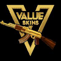 Value Skins - logo