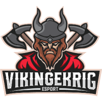 Vikingekrig Esports - logo