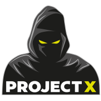 Project X - logo