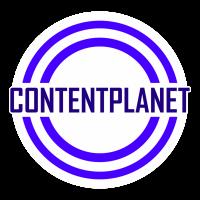 CONTENTPLANET - logo
