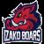 Izako Boars - logo - náhled